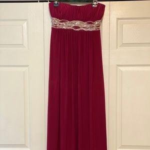 JS Boutique Semi Formal Dress